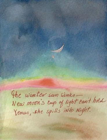 Venus haiku