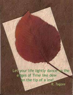 leaf card 1