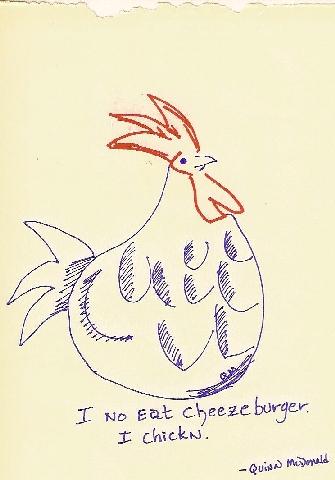 Quinn's chickn