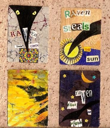 raven ATCs