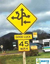 confusing traffic sign