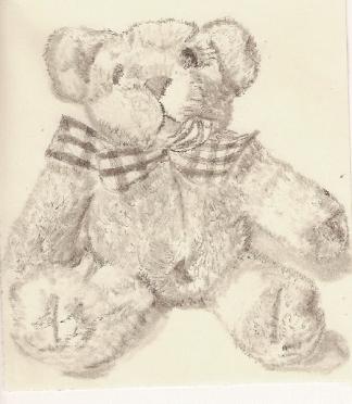 teddy bearsketch