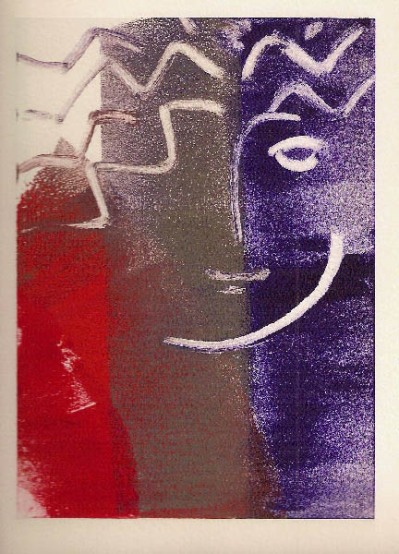 "Monotype, ""She"" by Quinn McDonald"