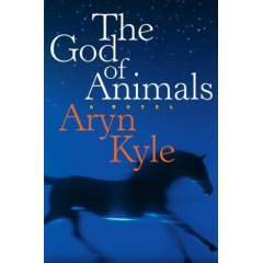 Cover, The God of Animal by Aryn Kyle