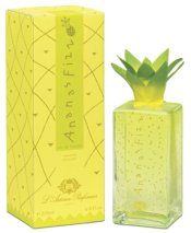 L'Artisan Perfume's Ananas Fizz in the collector's bottle.