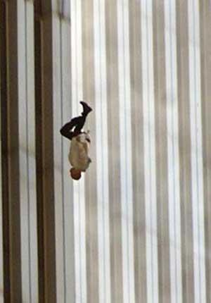 """Falling Man"" by Richard Drew"
