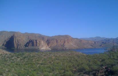 Apache Lake, AZ