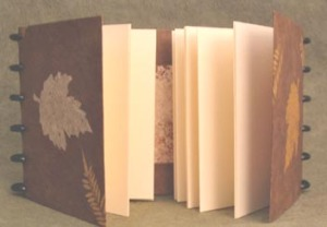 Double-sided journal
