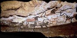 Lascaux cave drawing