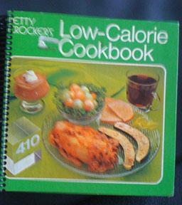 Looks like a diet cookbook. . .