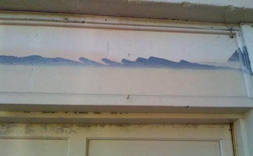 Garage Mural © Quinn McDonald 2009
