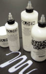 Golden makes a zillion varieties of gel mediums.