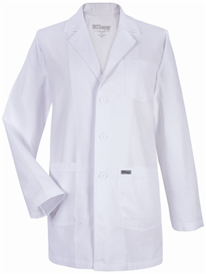 art supplies lab coat for the studio quinncreative
