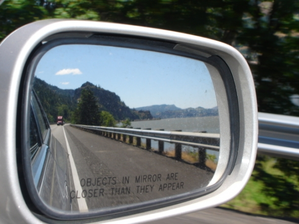 Yankee Driver: Side View Mirror