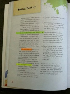 Three fluorescent colors make it easy to navigate the page.