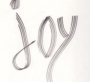 A. Joy