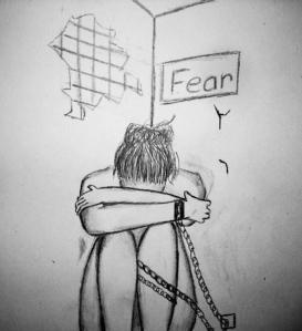 Fear, from beaconblog.com
