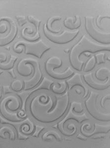 Close up of gel detail