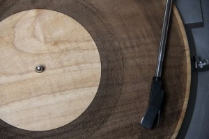 Yep, a record. Of wood.