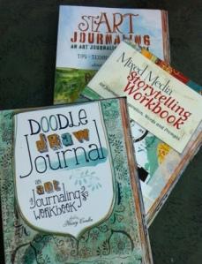 My projects in three new workbooks!