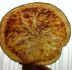 No-fat potato chip.