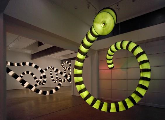 Jason Peters installation