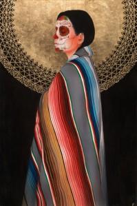 Painting © Sylvia Ji, 2012.