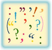 Punctuation-717548