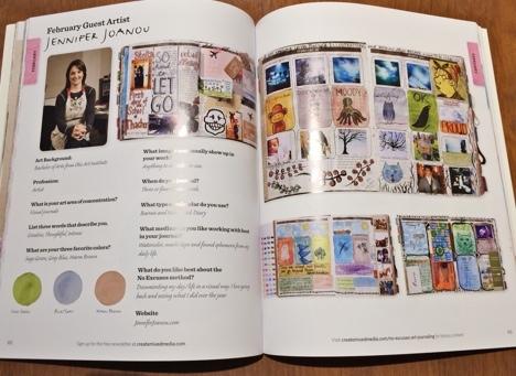 Jennifer Joanou's pages on seasons.