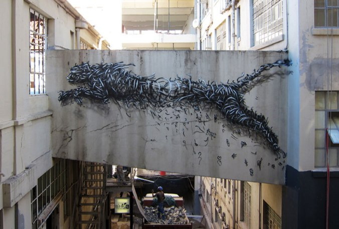 """""""Adrenalin"""" © DALeast, 2012 in Cape Town, South Africa"""