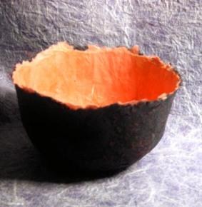 Coral bowl © Quinn McDonald