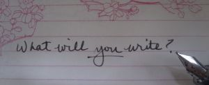 what+will+you+write+4