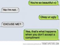 3632-What-Happens-When-A-Girl-Refuses-A-Compliment-Funny-SMS-Conversation-Picture