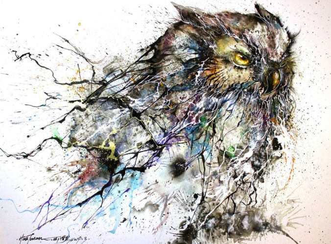 splatter-ink-animal-portraits-by-hua-tunan-3