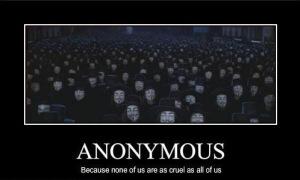 Anon-cruel