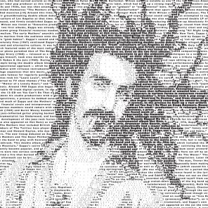 "Words make the portrait. ""Zappa"" by konstantinek: http://bit.ly/1vDDdLq"