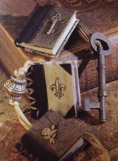 Miniature books are fun to make and give as gifts.