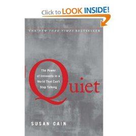 Susan Cain's book.