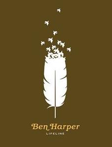 Ben Harper poster  © Jason Munn